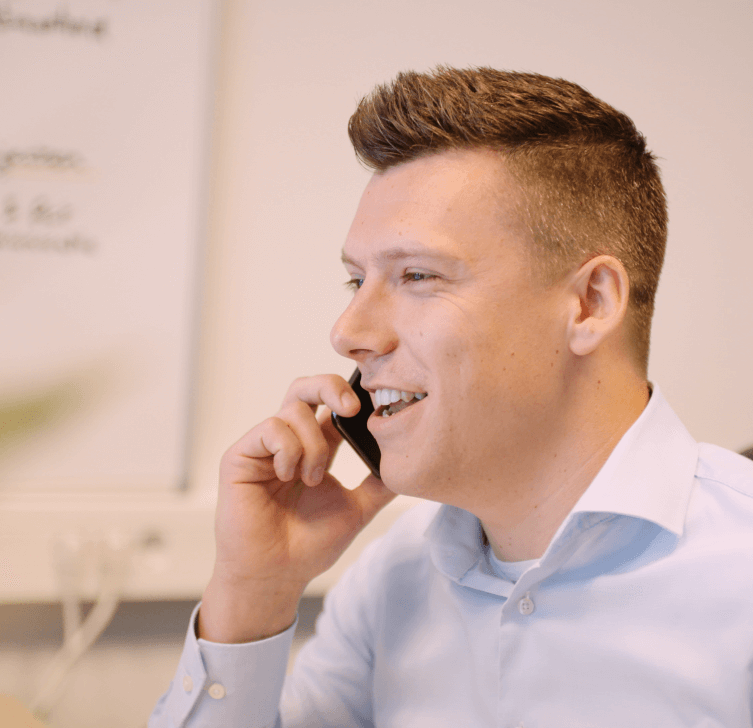ITCOMS in contact met klanten